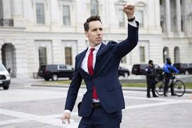 Josh Hawley facing criticism after Captiol riot