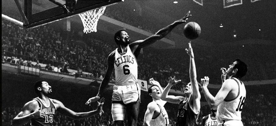 The inspiring career of Bill Russell, both on and off the court
