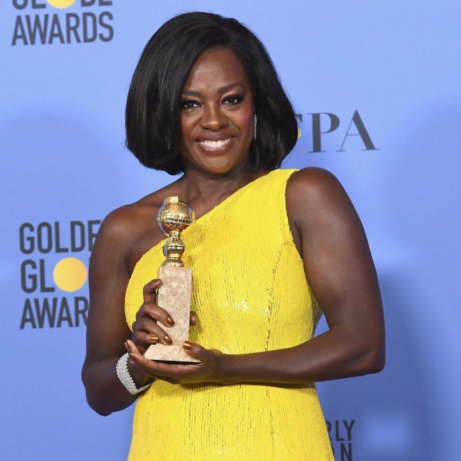 Celebrating Women - Viola Davis, the winner of awards