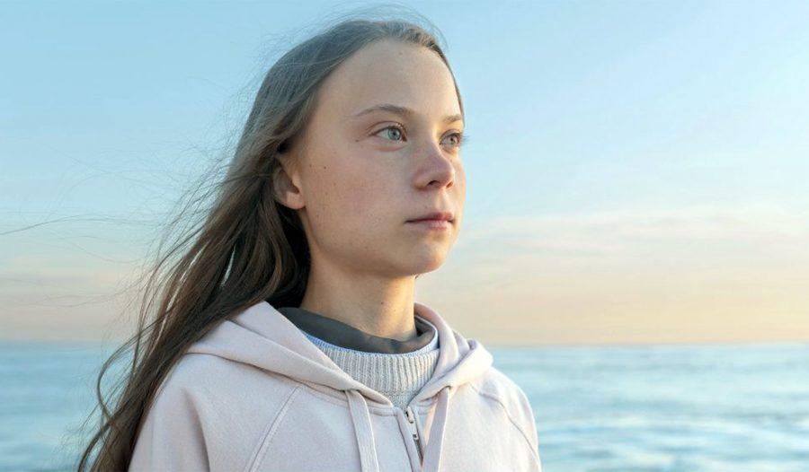 Celebrating Women - Greta Thunberg, the environmental icon
