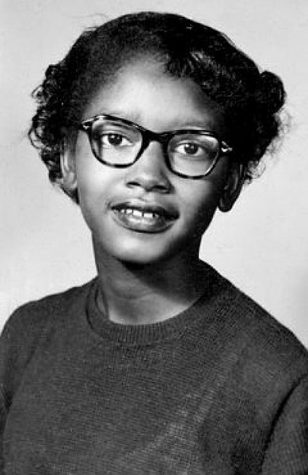 Celebrating Women: Claudette Colvin, a teenager with immense courage