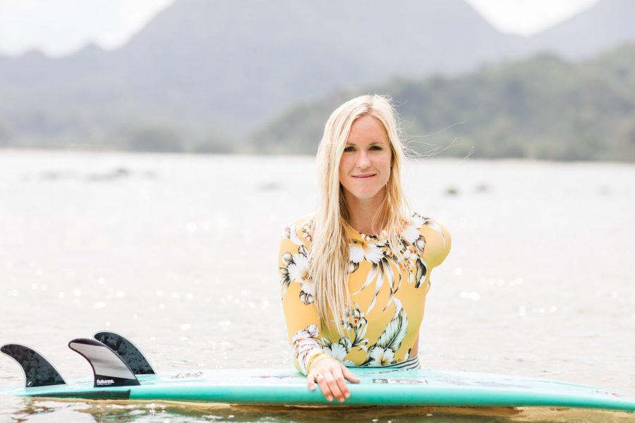 Celebrating Women - Bethany Hamilton, the woman who overcame a shark attack