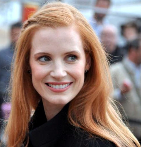 Celebrating Women - Jessica Chastain, a woman who speaks for all women