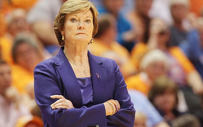 Celebrating Women - Pat Summitt, a basketball icon