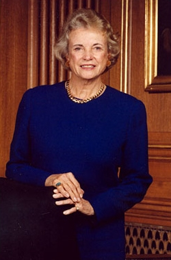 Celebrating Women - Sandra Day O