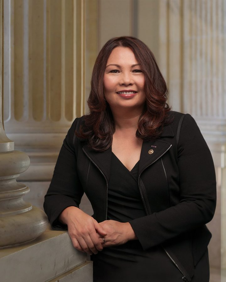 Celebrating Women - Tammy Duckworth, a senator and warrior