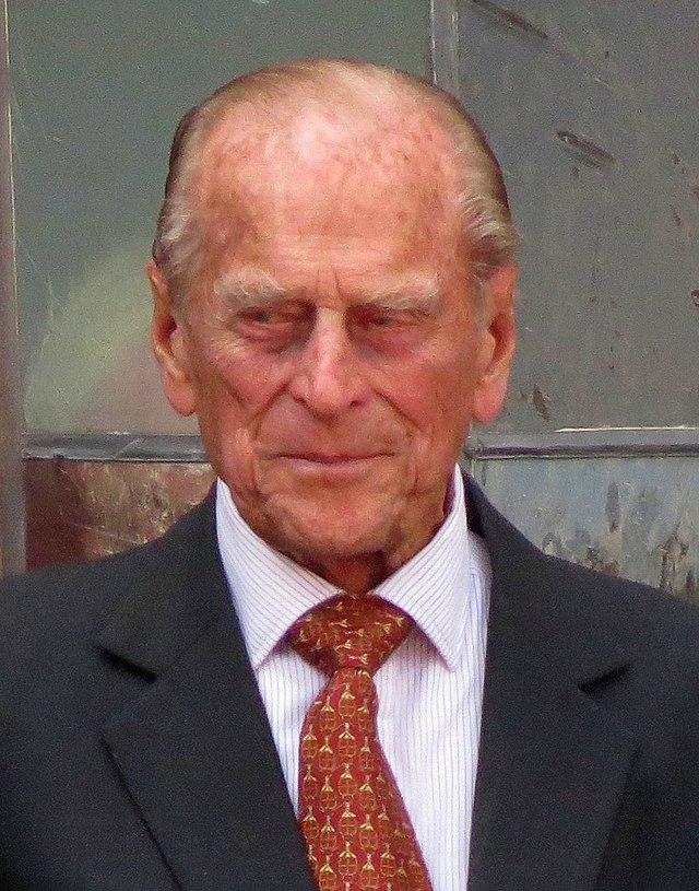 Price Philip dies at 99