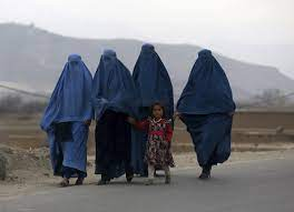 A civil rights issue looms for Afghan women
